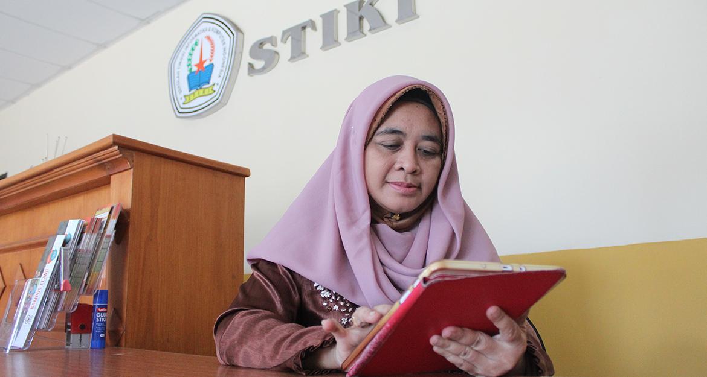 Dosen Teknik Informatika STIKI Malang Deteksi Kanker Kanker Payudara Gunakan Teknologi